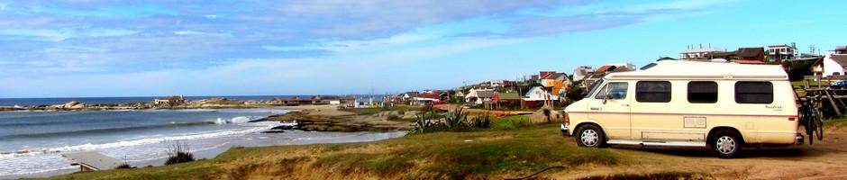 Camping in Uruguay